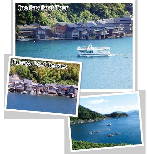 Ine Bay Boat Tour